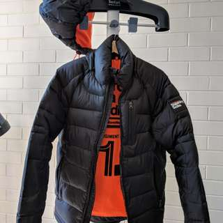 Brand new Superdry scuba dive edition jacket