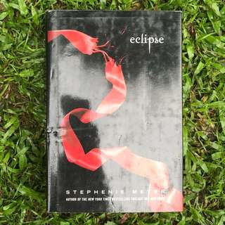 Pre-loved Book: Eclipse