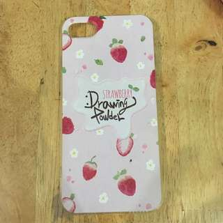 Strawberry Iphone 7/8 case