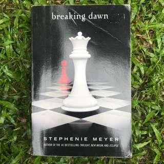 Pre-loved Book: Breaking Dawn
