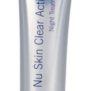Clear action night treatment (acne prone) 30ml