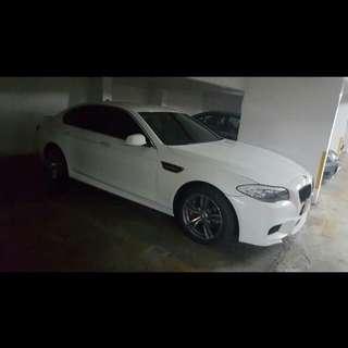 BMW F10 520i Singapore Scrap Car