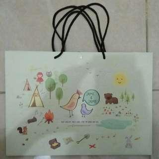 Paperbag / Paper Bag / Tas Karton Jaime & Jaimie