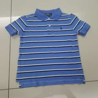 Ralph Lauren Polo Shirt (3years)