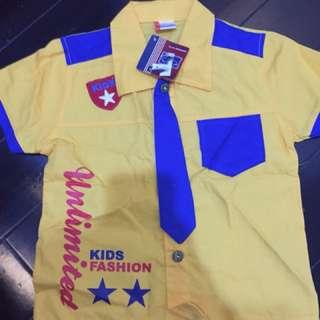 Baru baju anak laki2 size 2-3