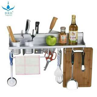 COOKHOUSE STORAGE RACK
