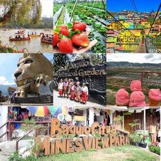 BAGUIO Daytour | 2D1N | 3D2N