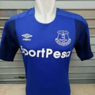 Jersey everton home