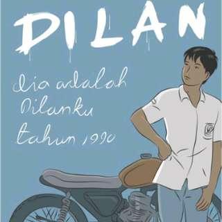 E BOOK DILAN,MILEA,BOY CHANDRA