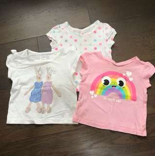 PL Baby Tee shirts