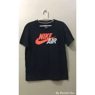 Nike Navy Blue Shirt