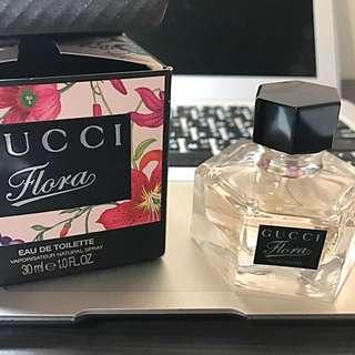 🚚 正品專櫃購入 Gucci Flora by GUCCI 花之舞 女性淡香水 30ml