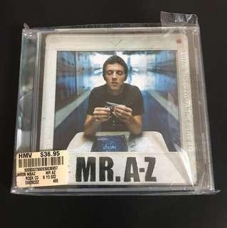 Jason Mraz - Mr A-Z