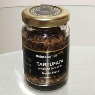 Brand new truffle sauce 90g (from Croatia) 全新松露醬90克(購自克羅地亞)