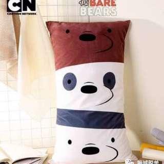 Pillow  We Bare Bears