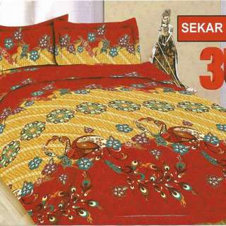 3D bedsheed
