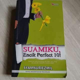 "Preloved Malay Novel - ""Suamiku Encik Prefect 10"""