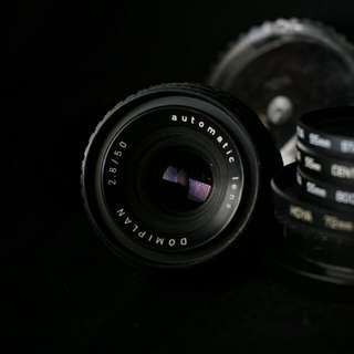 filter & lens junk
