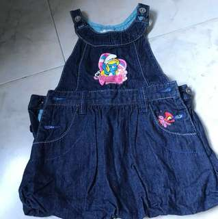 Denim Jumper - Bossini Junior -12m to 18m (2y)
