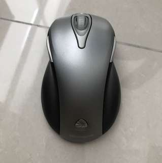 Microsoft wireless laser mouse 5000