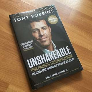 Unshakable : Your Financial Freedom Playbook