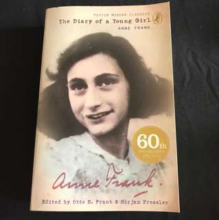 The Dairy of a Young Girl Anne Frank
