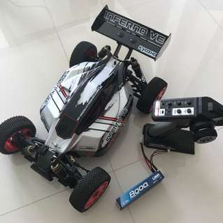 Kyosho Inferno VE 1/8