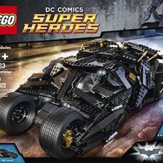 Lego Tumbler UCS (76023)