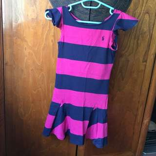 Ralph Lauren Dress for 6 - 8 yo (pre loved)