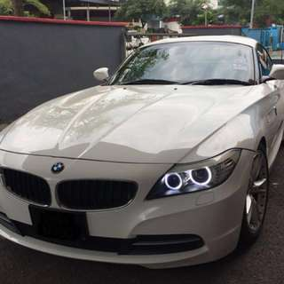 BMW Z4 2.3i Hardtop Convertible