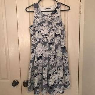 Tokito Printed Dress
