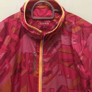 Authentic Reebok women running jacket