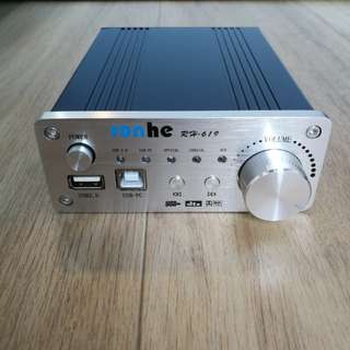 5.1CH Audio System DTS Optical Toslink