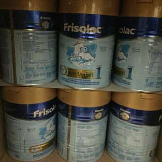 Frisolac Milk : 0-12 months