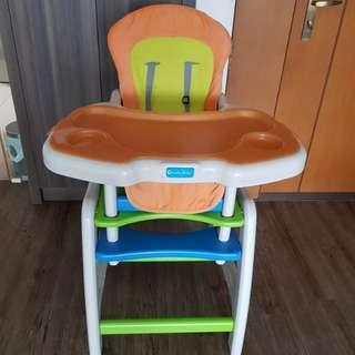 multi functional high chair
