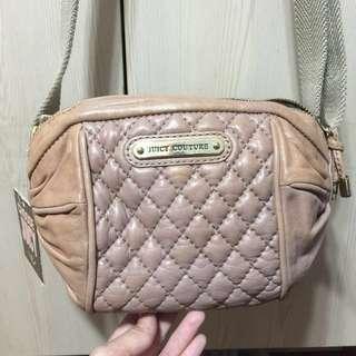 Juicy couture dirty pink 皮 手袋 情人節 禮物 購自美國 mj mk jc kors