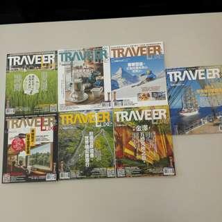 旅人誌 Traveler 2017.06~2018.01
