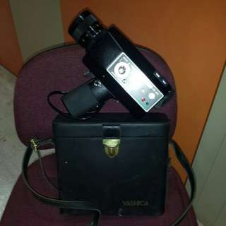 Antique Yashica video camera
