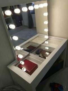 Vanity Mirror set
