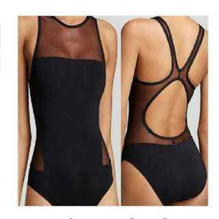 MONALIE Backless 1pc SWIMSUIT