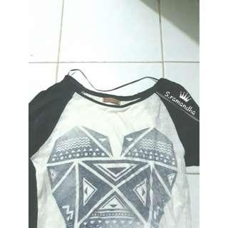 Shirt / atasan Pull&Bear