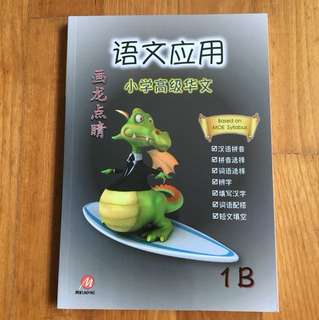 Primary 1 higher Chinese assessment books