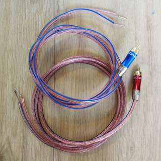 1 meter Audio cable