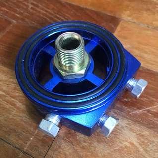 Oil temp / pressure adaptor