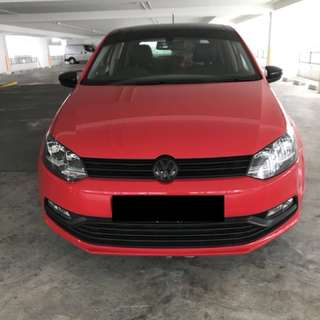 Volkswagen Polo 1.2 Auto TSI DSG