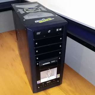 Core 2 Duo 3.00GHz 6gb Ram with 1 gb Nvidia Graphics Card
