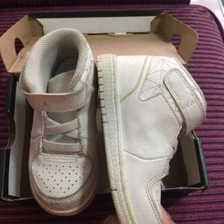 Jordan 1Flight Toddler High Cut shoes