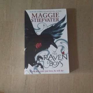 The raven boys- Maggie stiefvater