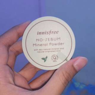 [BARU] Innisfree No Sebum Mineral Powder