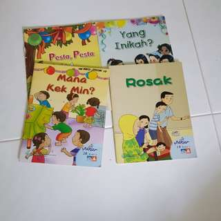 Malay books for kids